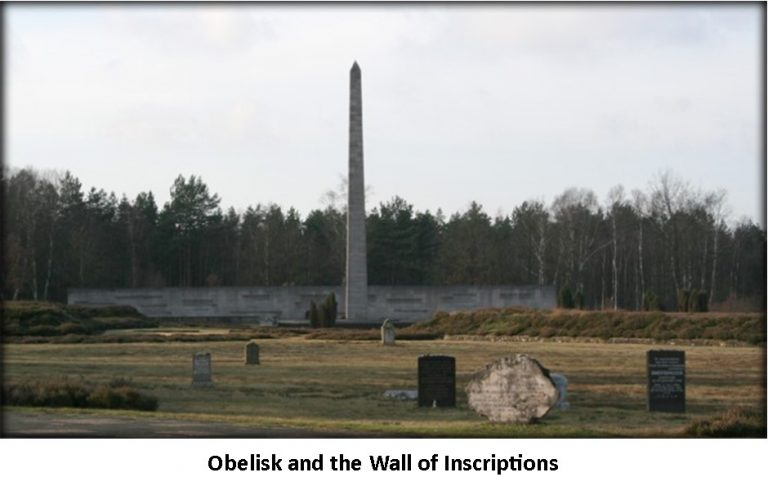 Belsen Memorial Site 6