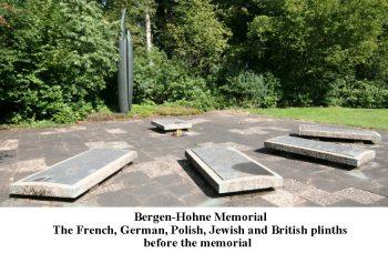 Bergen-Hohne Memorial 1
