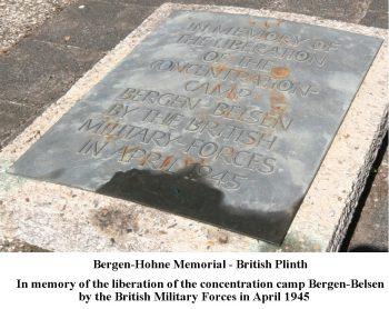 Bergen-Hohne Memorial 2